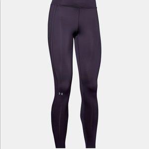 EUC Under Armour cold gear cozy leggings - size sm